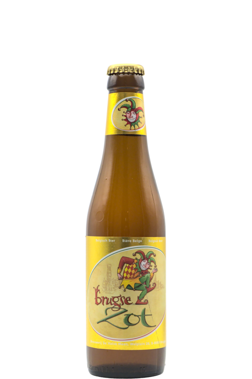 Brugse Zot Blond 33cl - 2