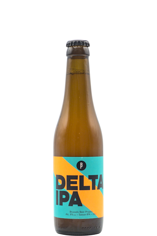 Brussels Beer Project Delta IPA 33cl - 1