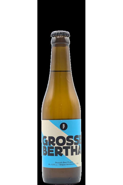Brussels Beer Project Grosse Bertha  33cl - 1