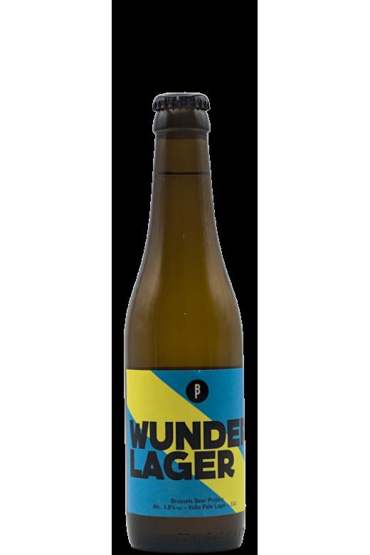 Brussels Beer Project Wunder Lager 33cl - 1