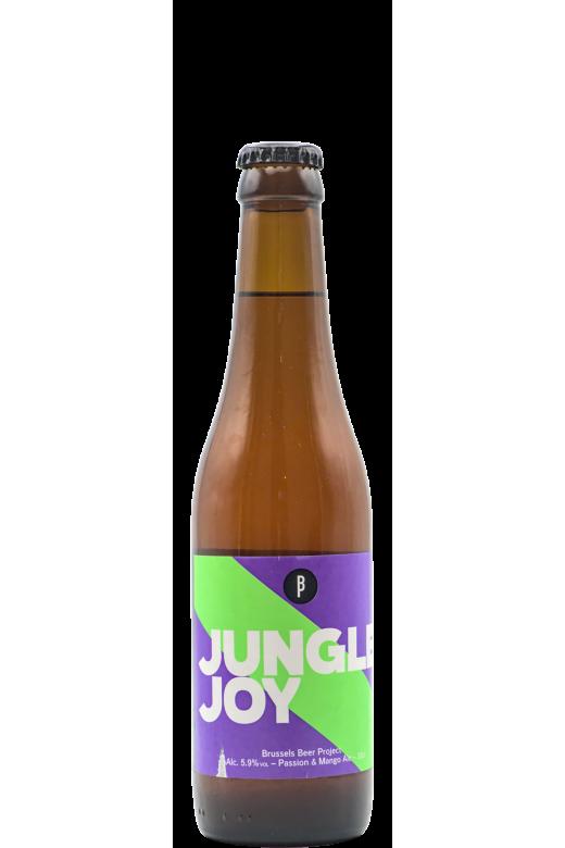 Brussels Beer Project Jungle Joy 33cl - 1