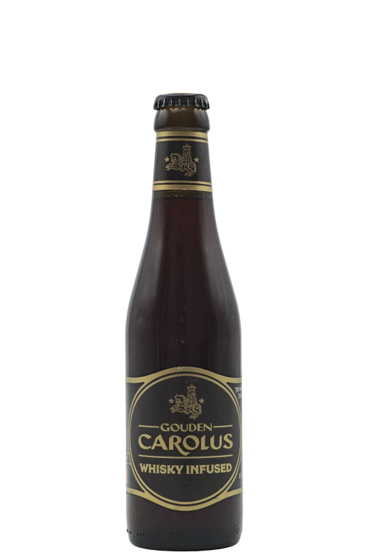 Gouden Carolus Whiskey Infused 33cl - 1