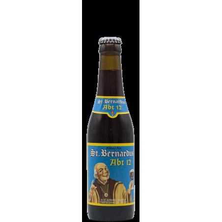 St Bernardus Abt 12 33cl - 1