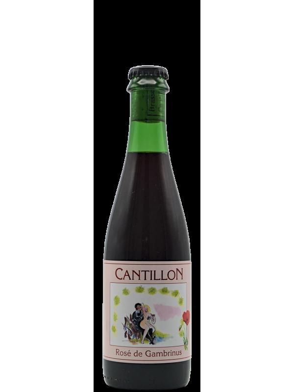 Cantillon Rose De Gamberinus 37,5cl