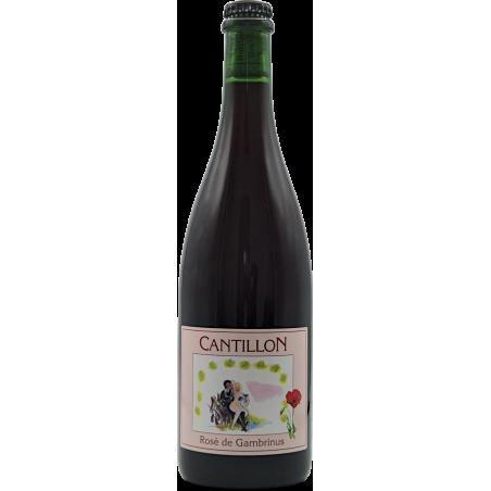 Cantillon Rose De Gamberinus 75cl - 1