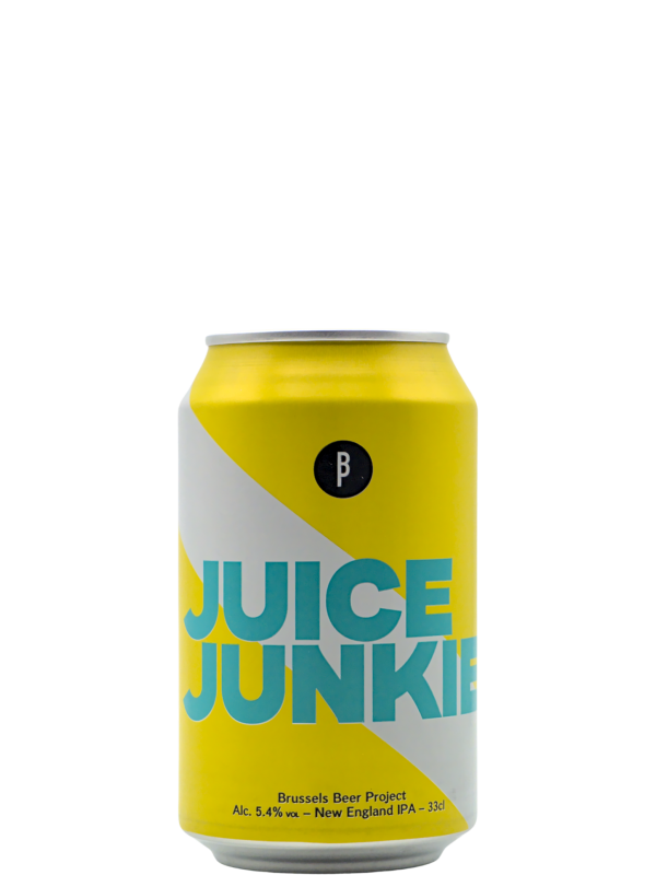 Brussels Beer Project Juice Junkie Can 33cl - 2