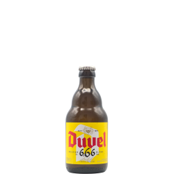 Duvel 6.66% 33cl - 1