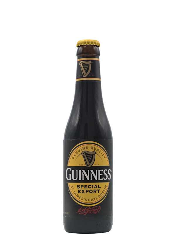 Guinness Special Export 33cl - 1
