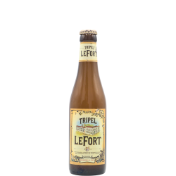 LeFort Tripel 33cl - 2