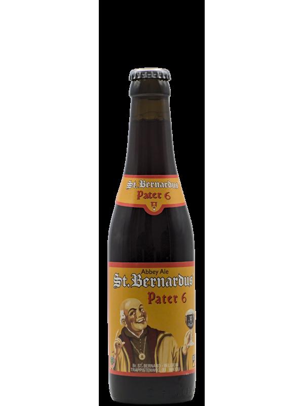 St Bernardus Pater 6 33cl - 1