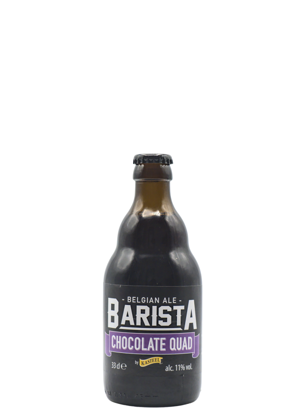 Kasteel Barista Chocolate Quad 33cl - 2