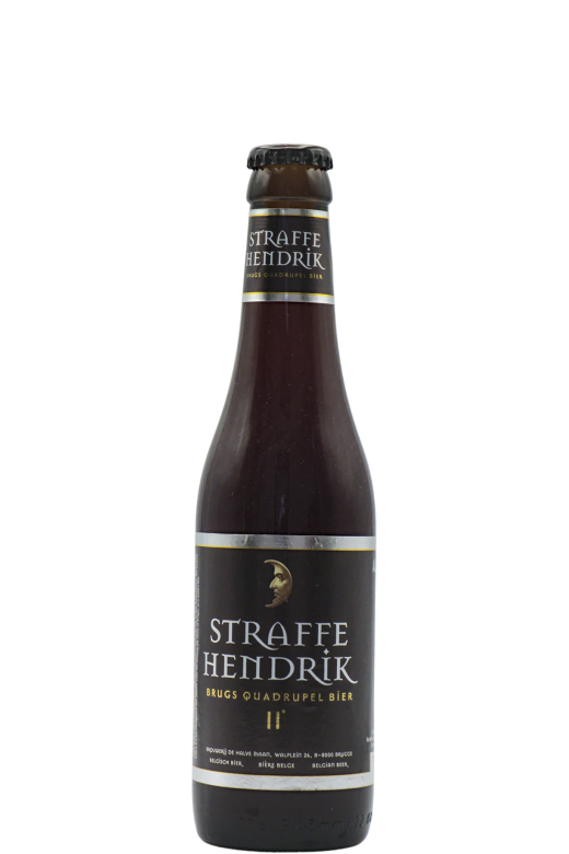 Straffe Hendrik Quad 33cl - 2