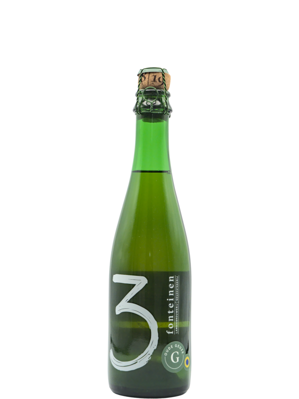 3 Fonteinen Oude Geuze 37.5cl - 1